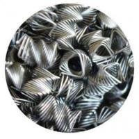 Спирально-призматическая насадка СПН 3х3 (0,2мм.) нерж. семигранка. 100g (сс)